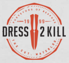 Dressed to Kill Logo on the Old House at Home Website